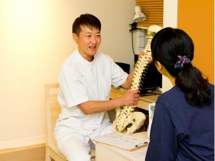 Tashiro骨格均整院の店内写真1