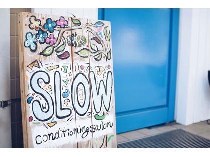 Conditioning Salon SLOW 柏西口店 【コンディショニングサロン スロウ】|柏のマッサージ